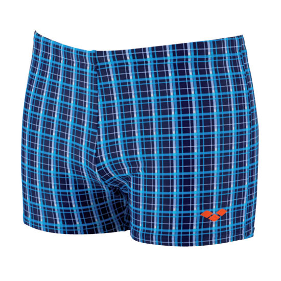 Bild på M Printed check Short